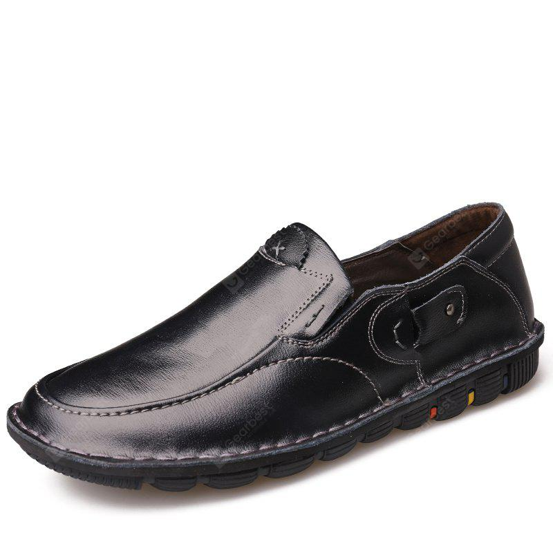 Mocassins d'affaires masculins