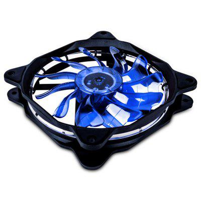 1STPLAYER Fire Ring 120mm Silent Cooling Case Fan