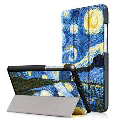 Printed Stand Case Cover for Huawei MediaPad T3 7.0