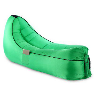Tragbares Bequemes Boots Form Aufblasbares Sofa