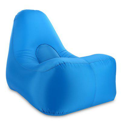 lxj001 Portable Outdoor Inflatable Lounger Soft Sofa