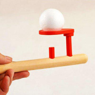 Floating Blow Pipe / Ball Blowing Toy