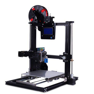 ZONESTAR Z8X Multi-material Printing DIY 3D Printer Kit3D Printers, 3D Printer Kits<br>ZONESTAR Z8X Multi-material Printing DIY 3D Printer Kit<br><br>Brand: ZONESTAR<br>Certificate: CE,FCC,RoHs<br>Connector Type: USB<br>File format: STL, OBJ, G-code<br>Frame material: Aluminum Alloy<br>Layer thickness: 0.1-0.36mm<br>LCD Screen: Yes<br>Material diameter: 1.75mm<br>Memory card offline print: SD card<br>Nozzle diameter: 0.2mm,0.3mm,0.4mm<br>Nozzle quantity: Single<br>Nozzle temperature: 170 - 270 Degree Celsius<br>Package size: 47.50 x 42.50 x 18.50 cm / 18.7 x 16.73 x 7.28 inches<br>Package weight: 11.5000 kg<br>Packing Contents: 1 x DIY 3D Printer Kit<br>Packing Type: unassembled packing<br>Print speed: 150mm/s<br>Product forming size: 30 x 30 x 40cm<br>Product size: 47.00 x 54.00 x 61.50 cm / 18.5 x 21.26 x 24.21 inches<br>Product weight: 11.0000 kg<br>Size: Large<br>Supporting material: PETG, ABS, PLA, PVA, Wood<br>System support: MacOS ,  Linux, Windows<br>Type: DIY<br>Voltage Range: 100 - 220V<br>Working Power: 350W<br>XY-axis positioning accuracy: 0.012mm<br>Z-axis positioning accuracy: 0.0025mm