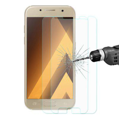 Hat - Prince Tempered Glass for Samsung Galaxy A3 - 2pcs