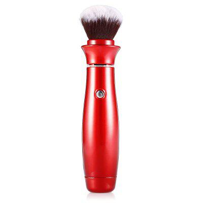 Auto Rotation Electric Makeup Fiber Cosmetic Brush