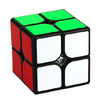 Professional Speed Enhanced 2 x 2 x 2 Magic Cube Puzzle