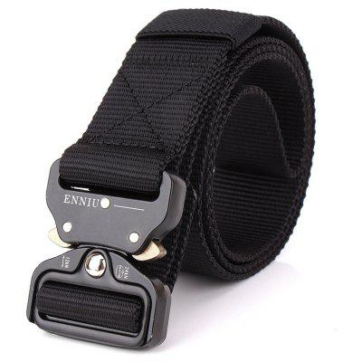 Pasek męski ENNIU Male Outdoor Tactical Training Belt with Cobra Buckle za $5.99 / ~24zł