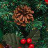 MCYH YH646 Christmas Home Mall Decoration Plastic Rattan - COLORMIX
