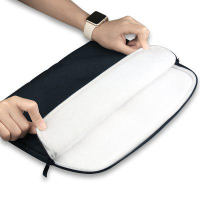 13.3-inch Classic Portable Laptop Protective Bag for MacBookLaptop Bags<br>13.3-inch Classic Portable Laptop Protective Bag for MacBook<br><br>Package Contents: 1 x Laptop Protective Bag<br>Package size (L x W x H): 37.00 x 27.00 x 3.00 cm / 14.57 x 10.63 x 1.18 inches<br>Package weight: 0.2200 kg<br>Product size (L x W x H): 35.00 x 25.00 x 1.50 cm / 13.78 x 9.84 x 0.59 inches<br>Product weight: 0.2000 kg<br>Size: 13.3 inch