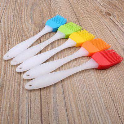 Silicone Basting Brush Heat-resistant Oil Sauce Dispenser 1PC