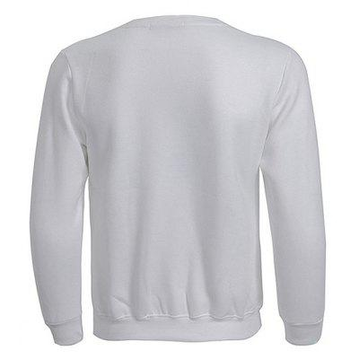 Simple Solid Color Long Sleeves SweatshirtMens Hoodies &amp; Sweatshirts<br>Simple Solid Color Long Sleeves Sweatshirt<br><br>Clothes Type: Sweatshirt<br>Material: Cotton, Polyester<br>Occasion: Casual<br>Package Contents: 1 x Sweatshirt<br>Package size: 35.00 x 25.00 x 2.00 cm / 13.78 x 9.84 x 0.79 inches<br>Package weight: 0.5200 kg<br>Pattern: Solid Color<br>Product weight: 0.5000 kg<br>Style: Casual<br>Thickness: Regular