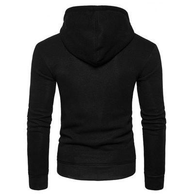 Fashion Plus Size Hoodie JacketMens Hoodies &amp; Sweatshirts<br>Fashion Plus Size Hoodie Jacket<br><br>Closure Type: Zipper<br>Clothes Type: Hoodie Jacket<br>Material: Cotton, Polyester<br>Occasion: Casual<br>Package Contents: 1 x Hoodie Jacket<br>Package size: 30.00 x 35.00 x 1.00 cm / 11.81 x 13.78 x 0.39 inches<br>Package weight: 0.5200 kg<br>Product weight: 0.5000 kg<br>Style: Casual<br>Thickness: Regular