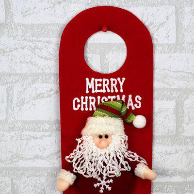 Фото MCYH HY178 Christmas Interior Door Lock Decoration 1PC. Купить в РФ