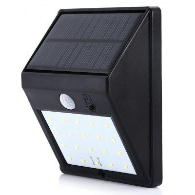 Utorch LQ - GY005 Outdoor Waterproof Solar Body Induction Light