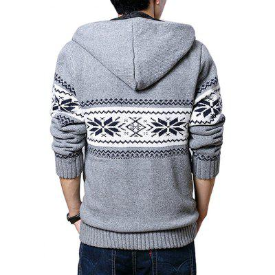 Fashion Pile-lined Sweater JacketMens Sweaters &amp; Cardigans<br>Fashion Pile-lined Sweater Jacket<br><br>Closure Type: Zipper<br>Material: Polyester, Wool<br>Package Contents: 1 x Sweater Jacket<br>Package size: 35.00 x 25.00 x 2.00 cm / 13.78 x 9.84 x 0.79 inches<br>Package weight: 1.0200 kg<br>Product weight: 1.0000 kg<br>Style: Casual<br>Thickness: Thick