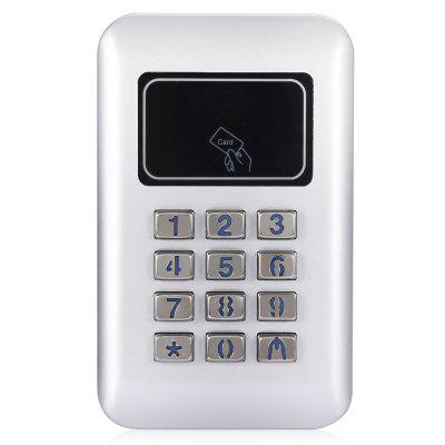 Intelligent Access Control Keypad with ID Card Password