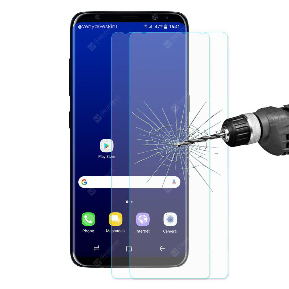 Hat - Prince Tempered Glass for Samsung Galaxy S8 2PCS