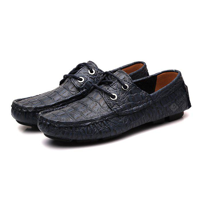 Cheapest cheap online good selling sale online Men's Modern Crocodile Driving Flat Loafer free shipping get authentic POK9LW