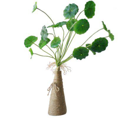 LmDec Large Home Party Decoration Artificial Polygonum