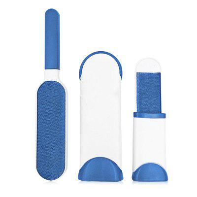 Clothes Pets Hair Remover Brush Set