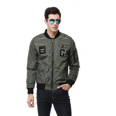 Bomber Applique alla moda