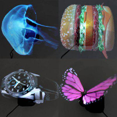 Utorch FY3D - Z1 Holographic Display LED Fan Advertising Machine