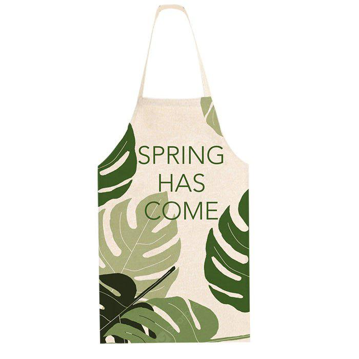 Printed Apron for Family Party Cooking