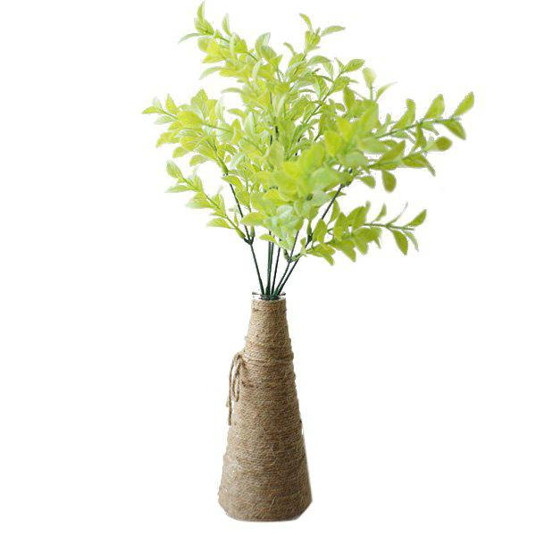 LmDec Home Party Decoration Artificial Spring Leaves