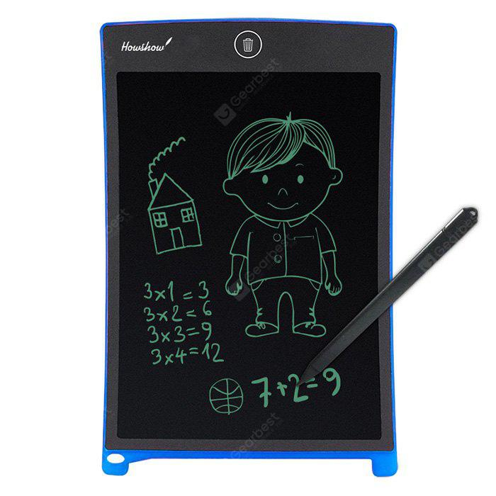 HOWSHOW 8.5-inch Shockproof Magic LCD Electronic Drawing Tablet for Children StudentsHOWSHOW 8.5-inch Shockproof Magic LCD Electronic Drawing Tablet for Children Students