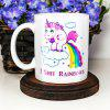 Cute Heat Sensitive Color Changing Coffee Mug - COLORMIX