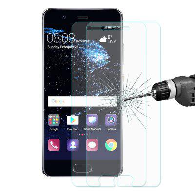 Hat - Prince Tempered Glass for HUAWEI P10 Plus 2PCS