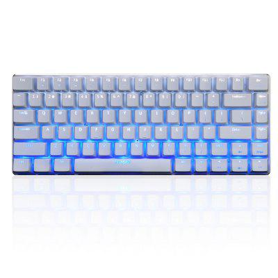 Ajazz AK33 NKRO USB Wired Gaming Mechanical Keyboard