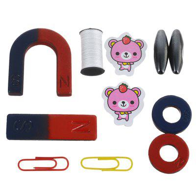 Maikou Magnet Kit for Education Science Experiment Tools