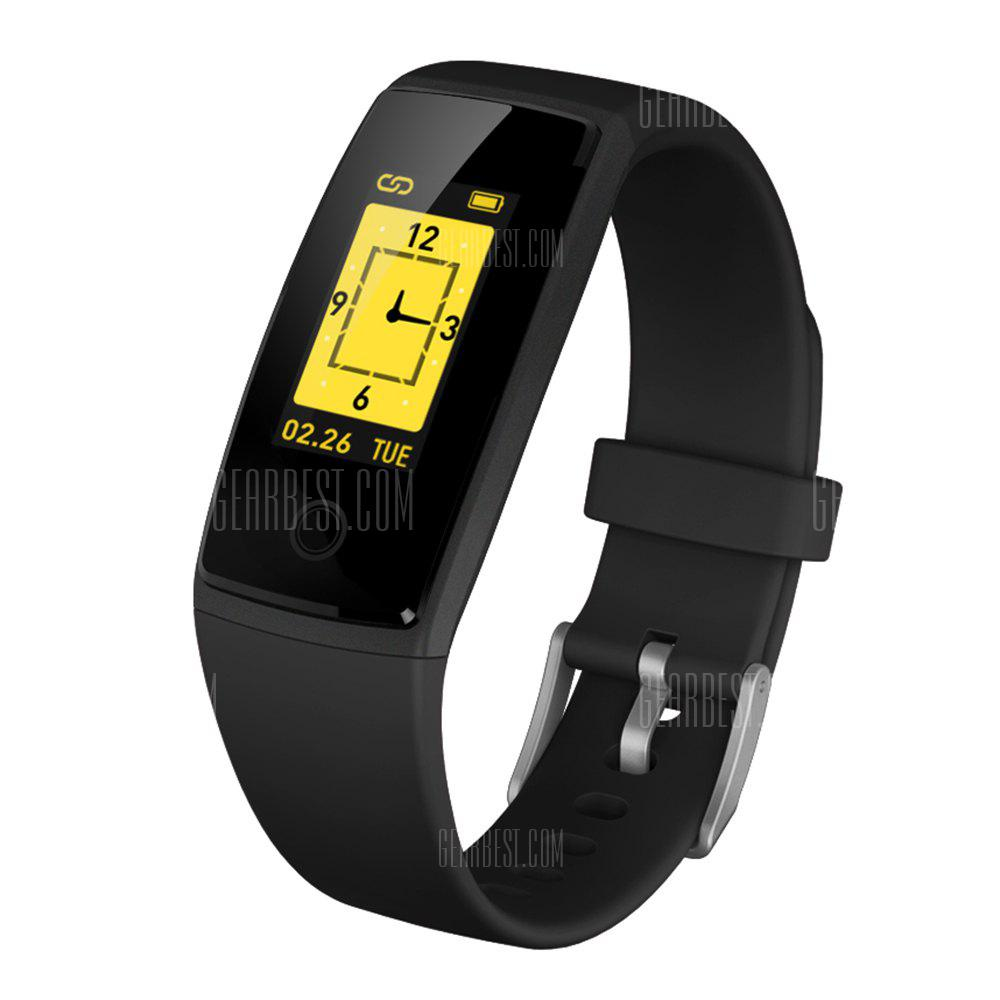 V10 Bluetooth 4.0 Smart Wristband Android iOS Compatibility