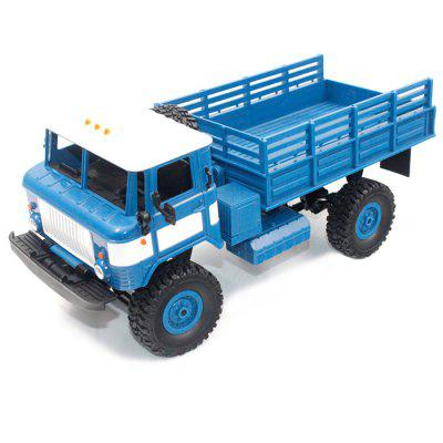 WPL B - 24 1:16 2.4GHz Camion Militaire RC Hors Route - RTR