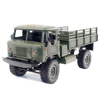 WPL B - 24 1:16 2.4GHz Off-road RC Military Truck - RTR