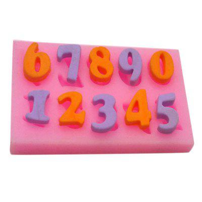 50 - 107 3D Figures Shape Silicone Cake Mould