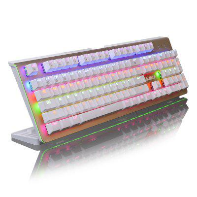 Ajazz AK49 NKRO USB Wired Mechanical Keyboard
