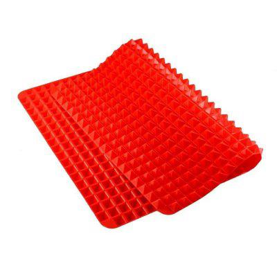 Nonstick Silicone Barbecue Backing Mat for Cooling Resting