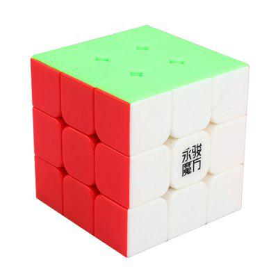 Buy YJ YuLong 57mm 3x3x3 Smooth Speed Magic Cube Puzzle Toy COLORFUL for $5.93 in GearBest store