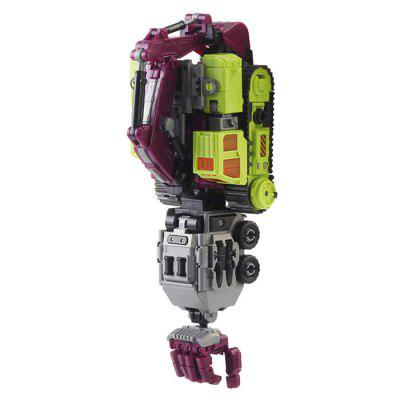 NBK Vigorous Robots Design Toy for KidsMovies &amp; TV Action Figures<br>NBK Vigorous Robots Design Toy for Kids<br><br>Completeness: Finished Goods<br>Gender: Boys<br>Materials: ABS<br>Package Contents: 1 x Toy, 1 x English Specification, 1 x Weapon Toy<br>Package size: 26.00 x 10.50 x 17.00 cm / 10.24 x 4.13 x 6.69 inches<br>Package weight: 0.4000 kg<br>Product size: 21.00 x 13.00 x 12.00 cm / 8.27 x 5.12 x 4.72 inches<br>Product weight: 0.3800 kg<br>Stem From: Europe and America<br>Theme: Robot