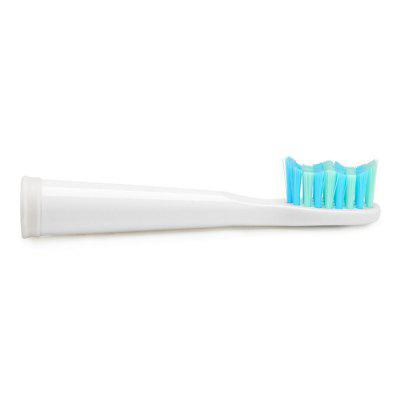 SEAGO 5PCS Electric Toothbrush Replacement Head 2pcs philips sonicare replacement e series electric toothbrush head with cap