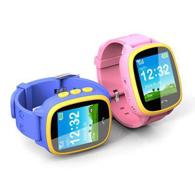 Ameter G1 Pro Kids Smartwatch PhoneSmart Watch Phone<br>Ameter G1 Pro Kids Smartwatch Phone<br><br>Additional Features: Notification, GPS, 2G<br>Battery: 430mAh Polymer Li-ion Battery Built-in<br>Bluetooth: No<br>Bluetooth Version: No<br>Brand: ameter<br>Camera type: No camera<br>Cell Phone: 1<br>Charging Cable: 1<br>Compatible OS: Android, IOS<br>CPU: MTK6261D<br>External Memory: Not Supported<br>Frequency: GSM850/900/1800/1900MHz<br>Functions: Pedometer<br>GPS: Yes<br>Languages: Chinese, English<br>Network type: GSM<br>Package size: 10.50 x 9.50 x 8.50 cm / 4.13 x 3.74 x 3.35 inches<br>Package weight: 0.1700 kg<br>Product size: 22.00 x 3.90 x 1.50 cm / 8.66 x 1.54 x 0.59 inches<br>Product weight: 0.0430 kg<br>RAM: 32MB<br>ROM: 32MB<br>Screen resolution: 128 x 128<br>Screen size: 1.44 inch<br>Screen type: Capacitive<br>Screw: 2<br>Screwdriver: 1<br>SIM Card Slot: Single SIM(Micro SIM slot)<br>Type: Watch Phone<br>User Manual: 1<br>Wireless Connectivity: GPS