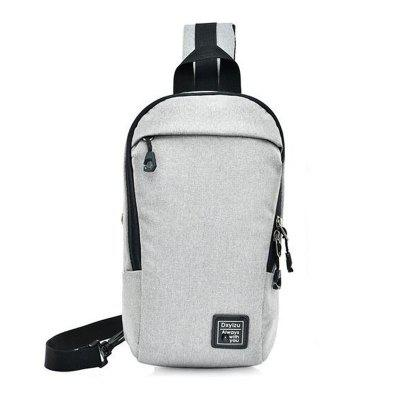 CTSmart 332 Polyester Multifunctional Sling Bag