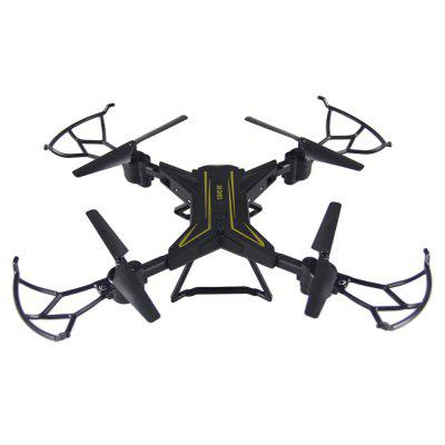 2.4G 4CH Foldable RC Quadcopter with Brushed Motor