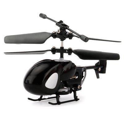 QS5012 2CH Mini RC Helicopter with 610 Brushed Motor