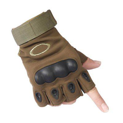 CTSmart 024 Pair of Half-finger Windproof Anti-slip Gloves
