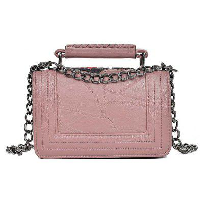 Women Chic Retro PU Chain Shoulder BagCrossbody Bags<br>Women Chic Retro PU Chain Shoulder Bag<br><br>Features: Wearable<br>For: Daily Use, Shopping<br>Gender: Women<br>Material: PU<br>Package Size(L x W x H): 21.00 x 8.50 x 14.00 cm / 8.27 x 3.35 x 5.51 inches<br>Package weight: 0.4800 kg<br>Packing List: 1 x Shoulder Bag<br>Product Size(L x W x H): 20.00 x 7.50 x 13.00 cm / 7.87 x 2.95 x 5.12 inches<br>Product weight: 0.4600 kg<br>Style: Casual, Fashion<br>Type: Shoulder bag