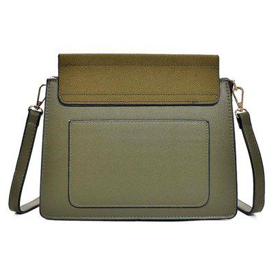 Women Trendy Splicing PU Shoulder BagCrossbody Bags<br>Women Trendy Splicing PU Shoulder Bag<br><br>Features: Wearable<br>For: Daily Use, Shopping<br>Gender: Women<br>Material: PU<br>Package Size(L x W x H): 28.00 x 4.00 x 24.00 cm / 11.02 x 1.57 x 9.45 inches<br>Package weight: 0.5700 kg<br>Packing List: 1 x Shoulder Bag<br>Product weight: 0.5600 kg<br>Style: Casual, Fashion<br>Type: Shoulder bag