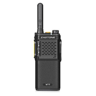 zastone V77 Walkie Talkie Mini Wireless Two Way Radio